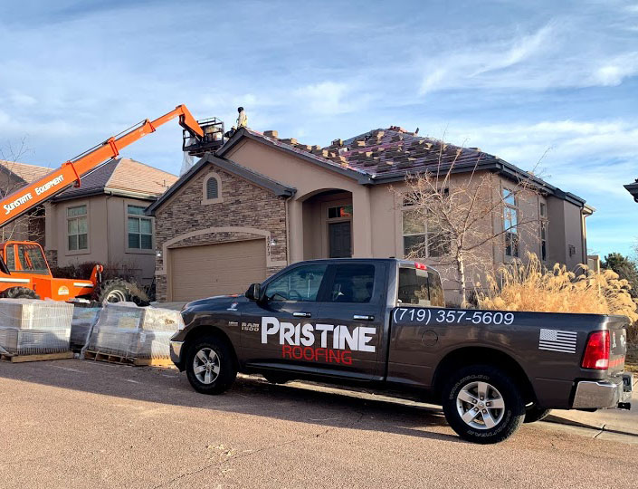 Contact Pristine Roofing & Gutters